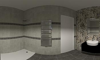 BAGNO ZUCCONI GIANNI Modern Bathroom Pier Giuseppe Busceddu