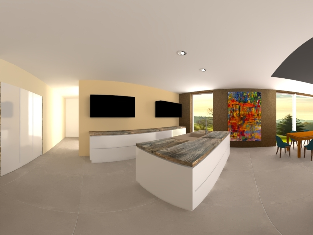 Nappali+v2 Moderne Wohnzimmer Gabor Veze