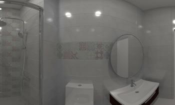 L.H.S.8.2. Klasický Koupelna Malen Barrera