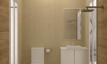 Frankie_daughters bathroo... Classic Bathroom Feruni Ceramiche Sdn Bhd