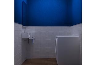 Metro White Classic Bathroom Maya Nikolaeva
