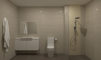 NOT Architecture_gym bath... Classic Bathroom Feruni Ceramiche Sdn Bhd