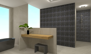 MEGAN'S Classic Bathroom UPTILES STRATHPINE QLD AU