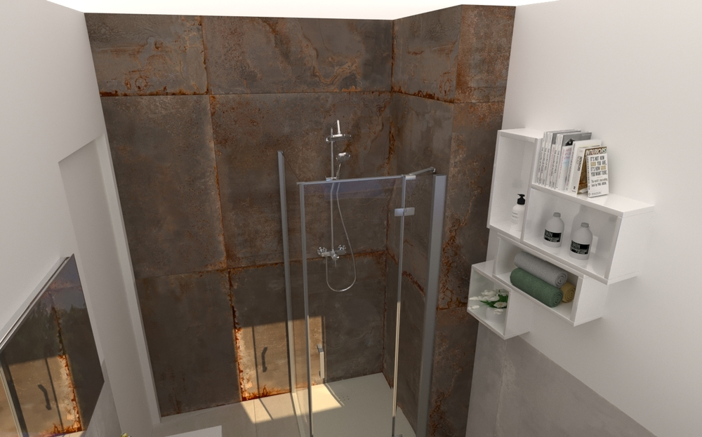 GIANFRANCA AGOSTO BAGNO G... Classic Bathroom Giuseppe Politi