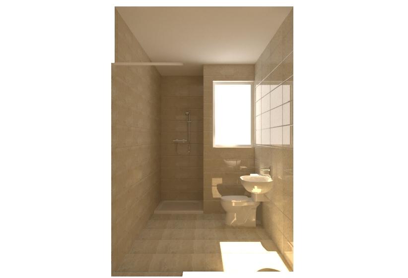 En-suite - Apt1 Classic Bathroom Kirsty Farrugia