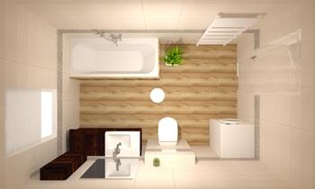 Faenza + Forest Oak - Chu... Classic Bathroom Irena Kriváňova