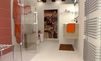 Bagno 1 Classic Bathroom Francesco Piovan