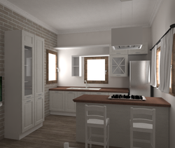 project 6 Traditional Kitchen Amedeo Abbondanza