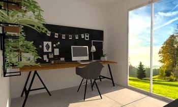 Appartamento (Piano terra... Modern Living room Samantha Biffi