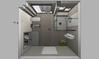 GEOM. LEO Classic Bathroom Pasquale Squillace