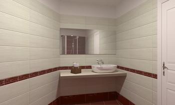 Funny Burdeos - Tvrzovi Classic Bathroom Irena Kriváňova