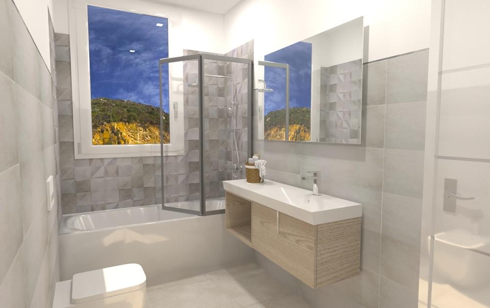 Betto Classic Bathroom By Martina Giovanniello Gm Ceramiche Tilelook