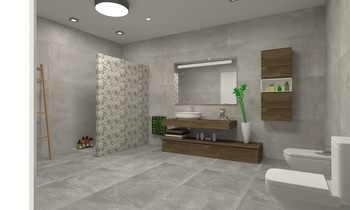 DECOMAX 1 Classic Bathroom eugenio carmona