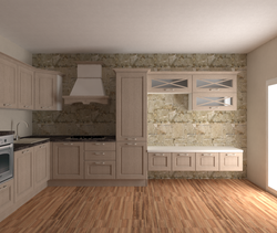 project 7 Traditional Kitchen Amedeo Abbondanza