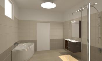 Dezo tesztel Classic Bathroom Terrakotta  Csempecentrum