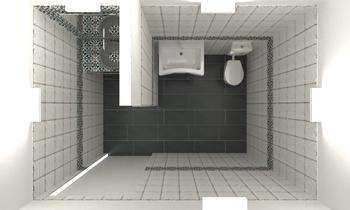 BAGNO LOCALE Classic Bathroom GE.MI CERAMICHE