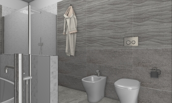 WHITE Classic Bathroom Rocco Catillo