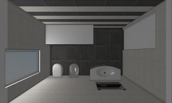 GHELFI - FRUSTAGLIA Klasický Koupelna Paolo Dargenio