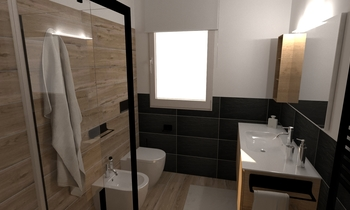 251 Classic Bathroom LONGO SRL Superfici & Arredo