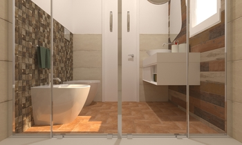 1 Classic Bathroom De Gregoris -  Dove Nasce Casa
