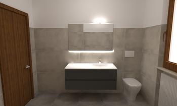 YLLI Modern Bathroom Tommaso Seresi