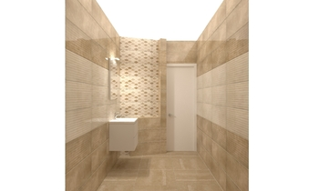 Edinch HaLiL Classic Bathroom Shu Men