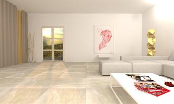 new 75x75 Classique Salon ismael fadel