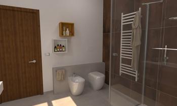 PIERETTI Modern Bathroom Tommaso Seresi