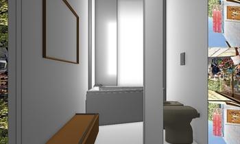 agostina Classic Bathroom INTERNO C  ANTONELLA TOMEI