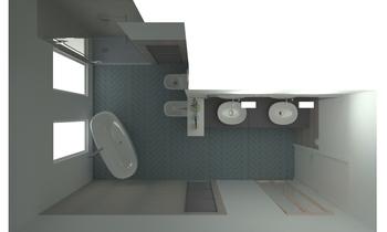 bagno padronale Classique Salle de bain CIS srl