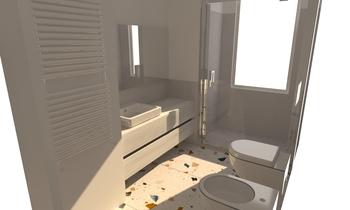 CUNEO 1 Classique Salle de bain Davide Casagrande
