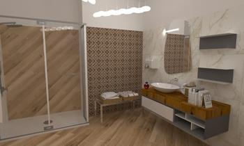 BAGNO Classique Salle de bain Roberto Laganaro