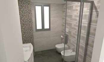 Naxsos lithos Classic Bathroom Tre P Ceramiche Team Designer Group
