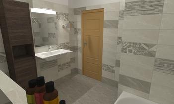 Bagno con vasca Francia Classic Bathroom Claudio CAIAFFA