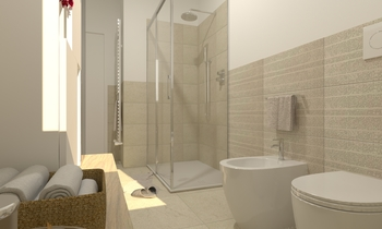 1 Modern Bathroom De Gregoris -  Dove Nasce Casa