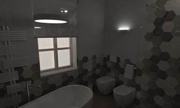 Bagno p1 Classic Bathroom Filippo Nimot