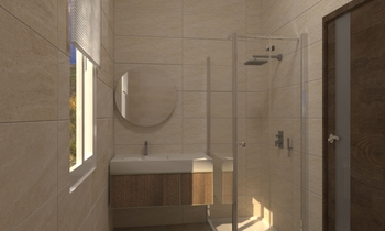 Bifulco Francesca Classic Bathroom Francesco Caprio