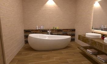 ABU NSR MSTR BT Classic Bathroom OBEID GENERAL TRADING