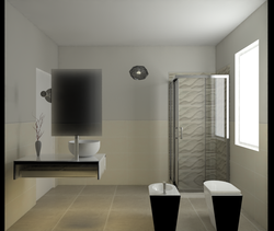 BAGNO TERRENI Classic Bathroom Cristina Bettarini