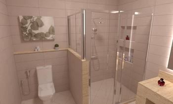 AMNA BT Classic Bathroom OBEID GENERAL TRADING