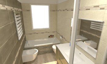 MARRANDINO Classic Bathroom Tre P Ceramiche Team Designer Group
