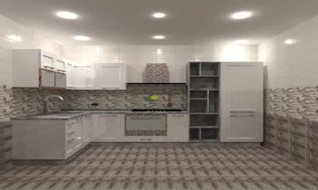 صبحى Classic Kitchen Ahmed homestyle
