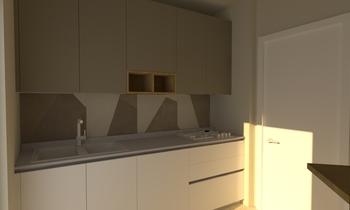 lp Klasický Kuchyň LAKD Lattanzi Kitchen Design