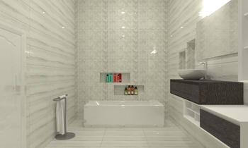 سما الخليج Classic Bathroom Ahmed homestyle