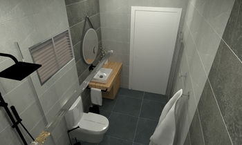 JOEL FERNANDES Classic Bathroom Patrícia Praia