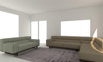 lounge room Classic Living room Joseph Khalil