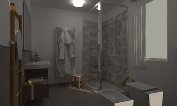 Bagno 24/11 Classic Bathroom Fabio Agostini
