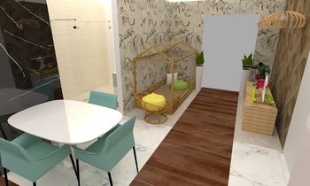 Üzlet benti Classic Bathroom Marietta Sulyok