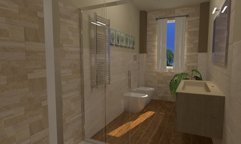 Raciti_Russo Lithos Contemporary Bathroom Antonino Stracuzzi