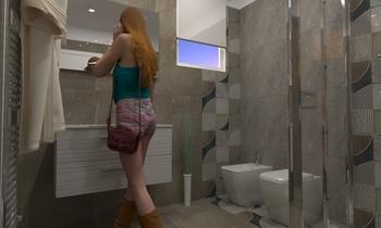 bazzano Modern Bathroom ceramiche  2s